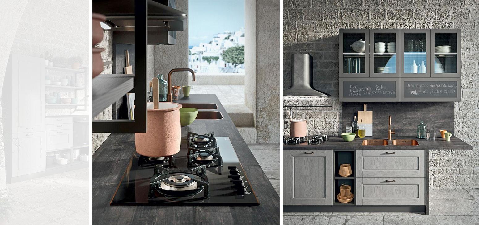 Cucine moderne: Cucina modell Contemporary Kitchen