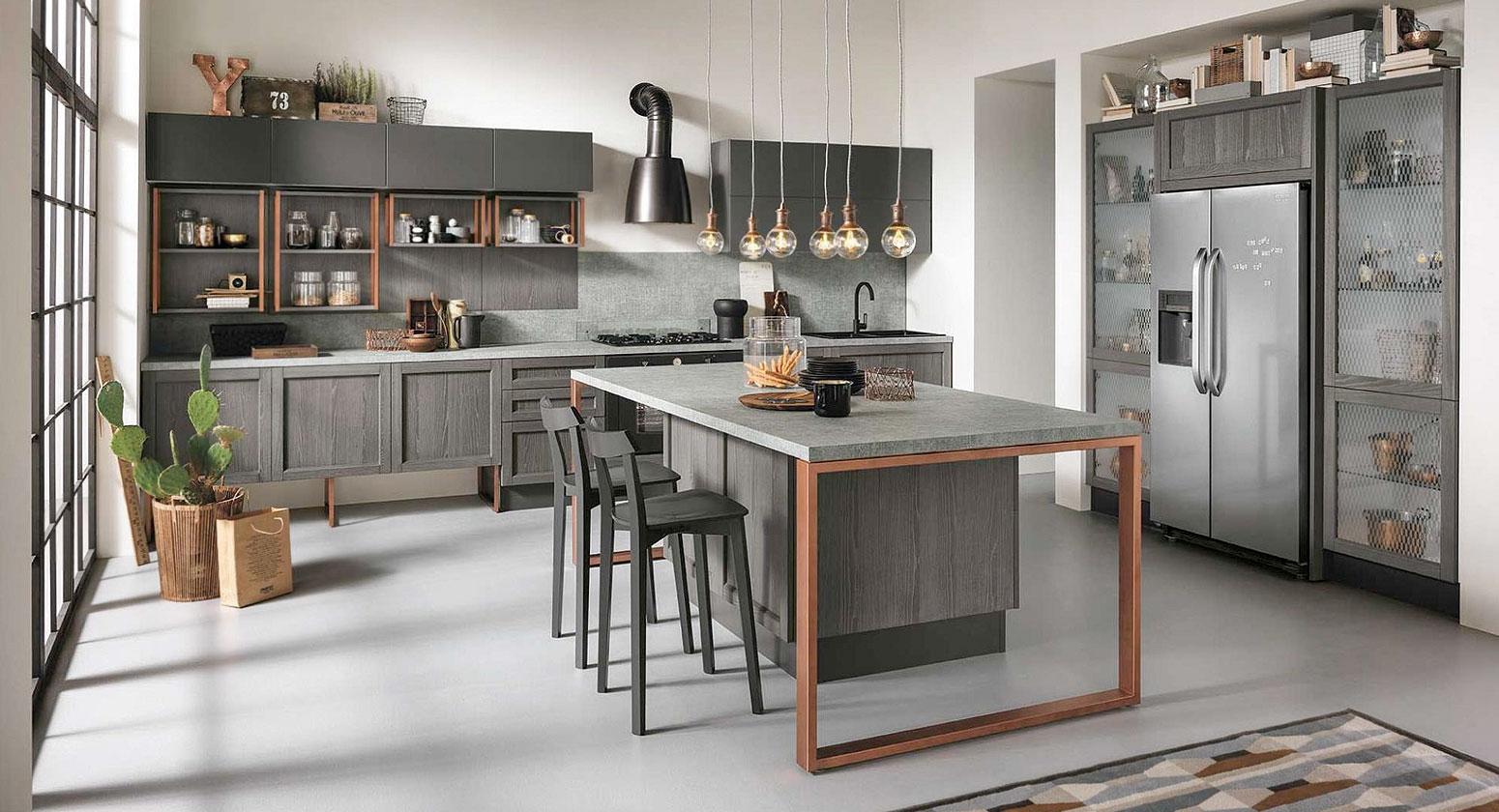 Cucine moderne: Cucina modello Talea