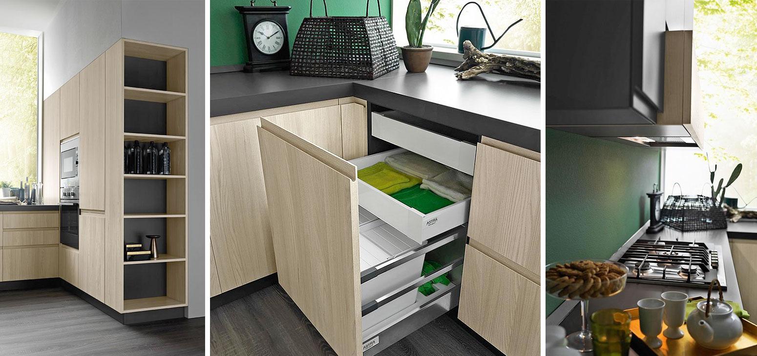 Cucine moderne: Cucina modello Line