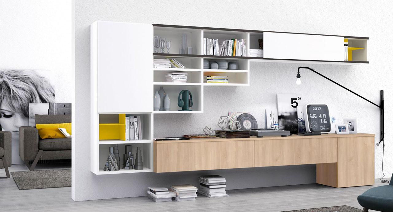 Soggiorno Moderno Ciliegio. Affordable Gallery Of Tortora Bagno Idee ...